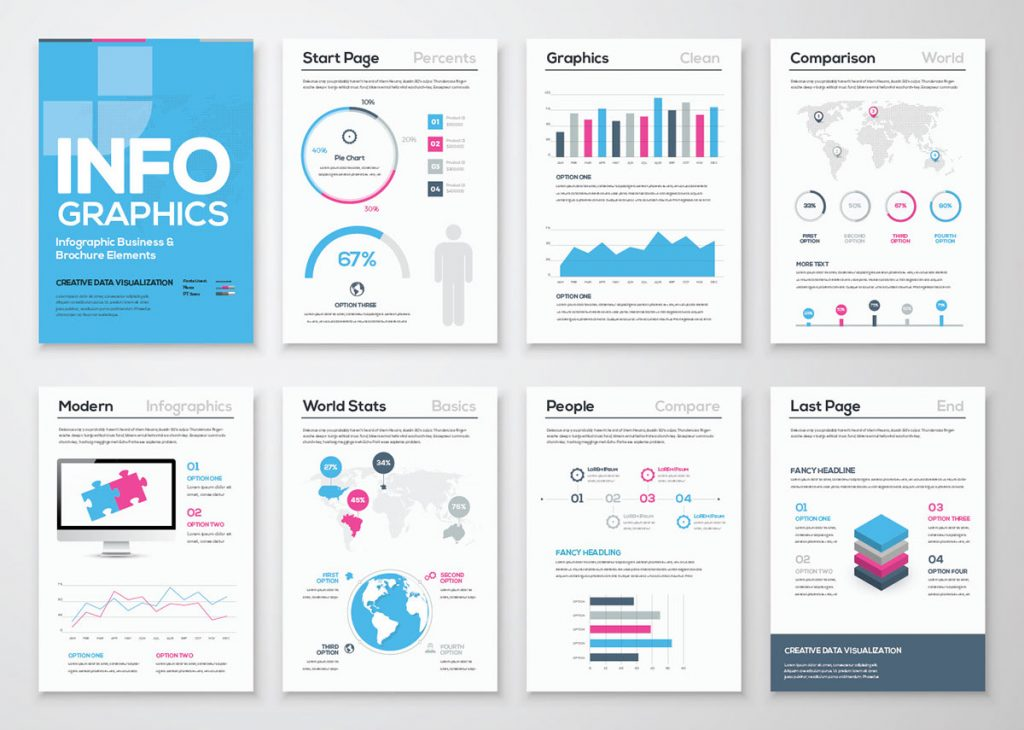 Infographic templates you can download and use for FREE