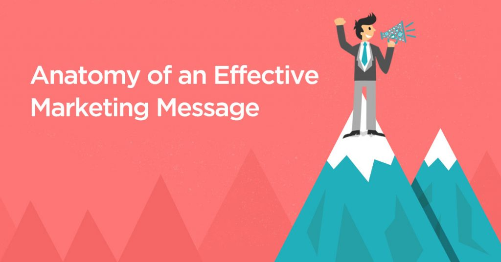 Anatomy of an Effective Marketing Message