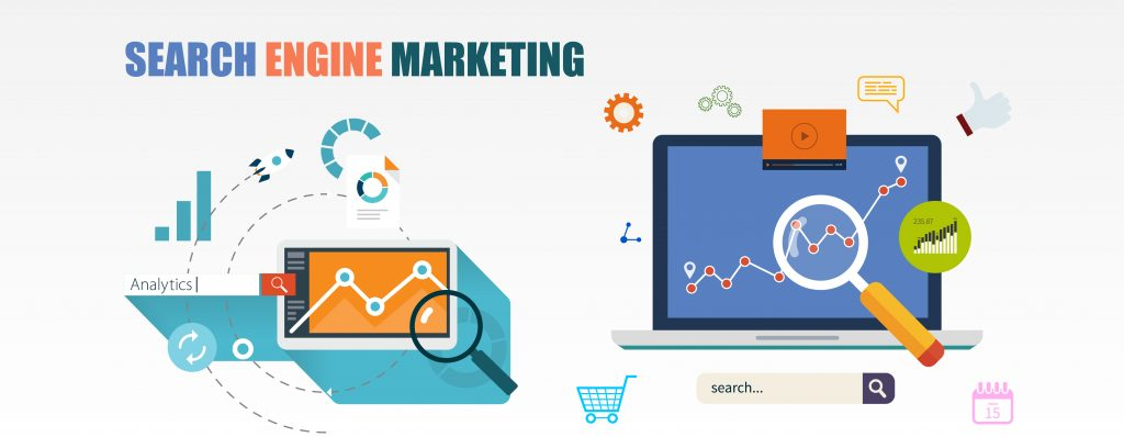 Marketing for Online Search Engines is More Effective than Traditional Marketing