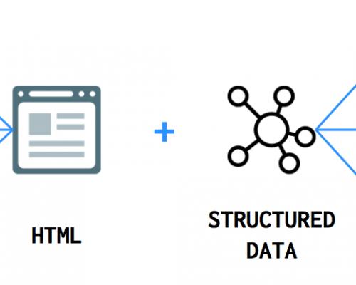 Structured data HTML