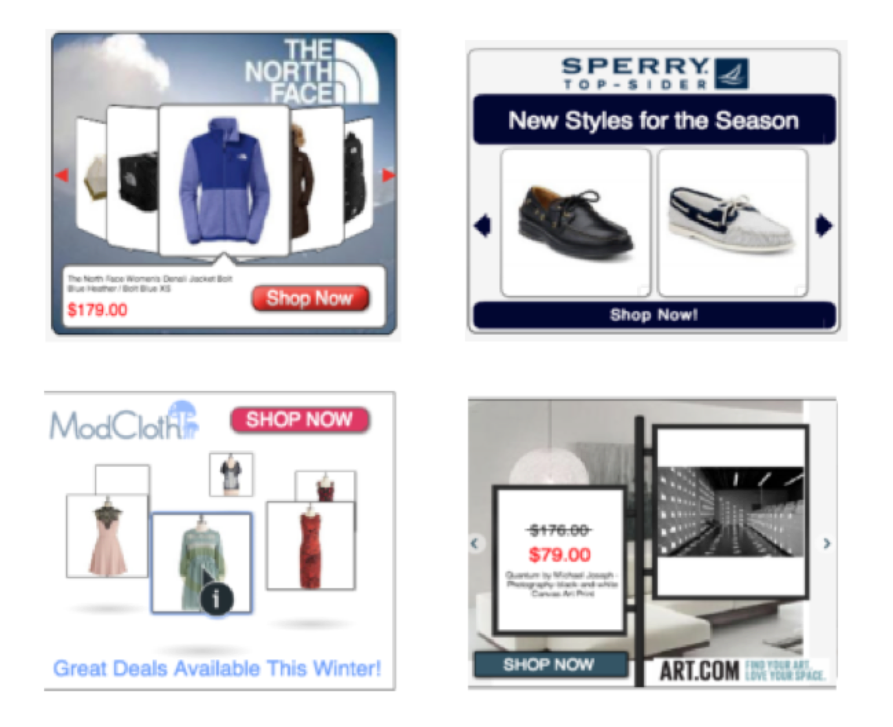 Use Dynamic Product Recommendations
